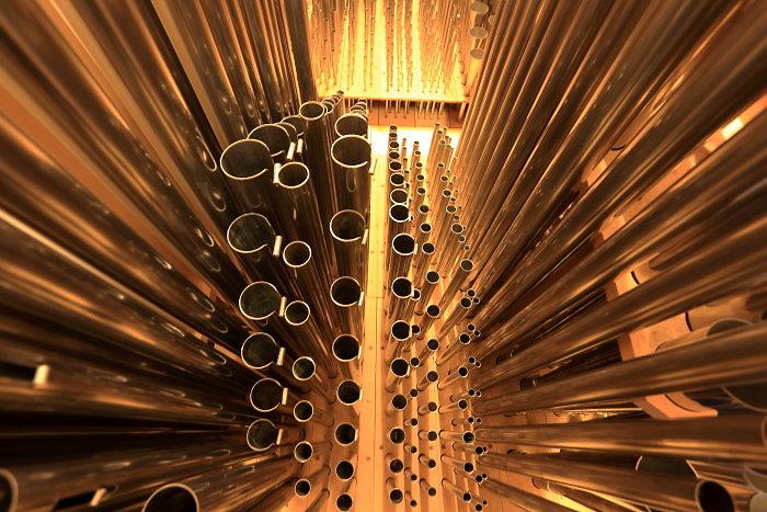Projekt Blickpunkt Orgel