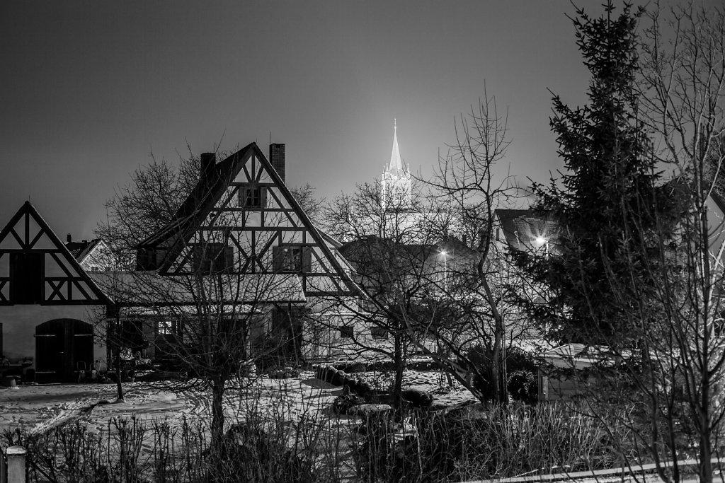 Eggolsheim, ein Wintetraum