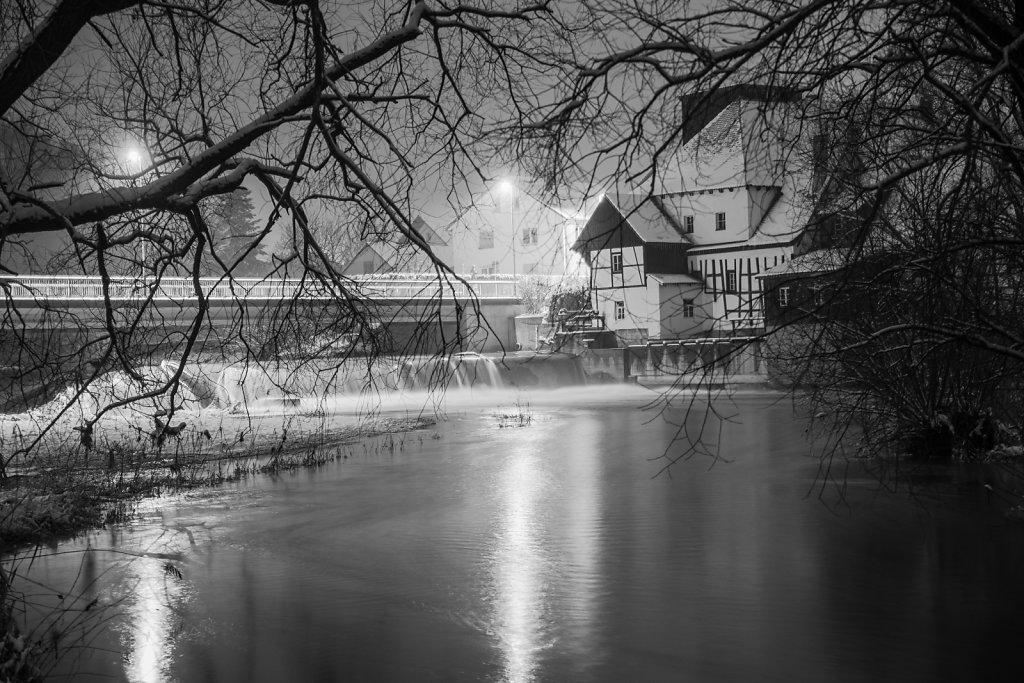 Trailsdorf, Mühle an der Aisch